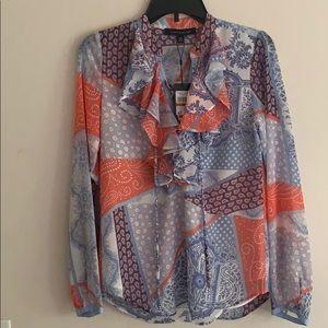 TOMMY HILFIGER (XS) blouse